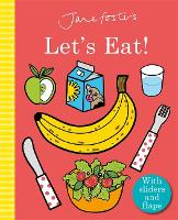 Cover for Jane Foster's Let's Eat! by Jane Foster
