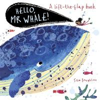 Cover for Hello, Mr Whale! by Sam Boughton