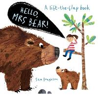 Cover for Hello, Mrs Bear! by Sam Boughton