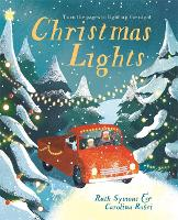 Cover for Christmas Lights by Ruth Symons