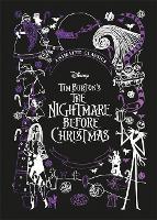 Cover for Disney Tim Burton's The Nightmare Before Christmas (Disney Animated Classics) by Sally Morgan