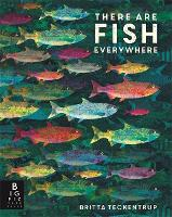 Cover for There are Fish Everywhere by Katie Haworth