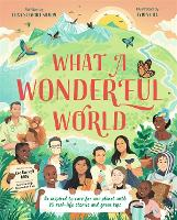 Cover for What a Wonderful World by Leisa Stewart-Sharpe