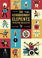 Cover for The Extraordinary Elements: Postcard Collection by Colin Stuart