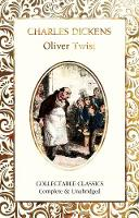 Cover for Oliver Twist by Charles Dickens, Judith John