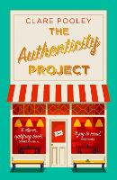Cover for The Authenticity Project  by Clare Pooley