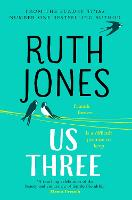 Cover for Us Three  by Ruth Jones