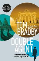 Cover for Double Agent  by Tom Bradby