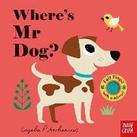 Cover for Where's Mr Dog? by Ingela Arrhenius