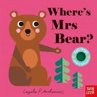Cover for Where's Mrs Bear? by Ingela P Arrhenius
