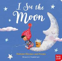 Cover for I See the Moon by Rosalind Beardshaw