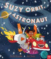 Cover for Suzy Orbit, Astronaut by Ruth Quayle