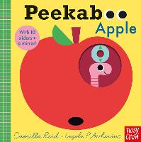 Cover for Peekaboo Apple by Camilla (Editorial Director) Reid