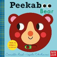 Cover for Peekaboo Bear by Camilla (Editorial Director) Reid