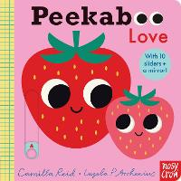 Cover for Peekaboo Love by Camilla (Editorial Director) Reid
