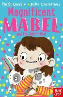 Cover for Magnificent Mabel and the Rabbit Riot by Ruth Quayle