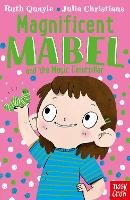 Cover for Magnificent Mabel and the Magic Caterpillar by Ruth Quayle