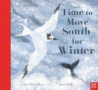 Cover for Time to Move South for Winter by Clare Helen Welsh