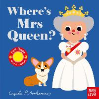 Cover for Where's Mrs Queen? by Ingela P Arrhenius