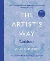 Cover for The Artist's Way Workbook by Julia Cameron