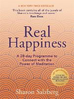 Cover for Real Happiness  by Sharon Salzberg