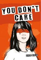 Cover for You Don't Care by Luisa Plaja