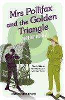 Cover for Mrs Pollifax and the Golden Triangle by Dorothy Gilman