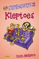 Cover for Mad Grandad and the Kleptoes by Oisin Mcgann