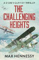 Cover for The Challenging Heights by Max Hennessy
