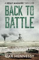 Cover for Back to Battle by Max Hennessy