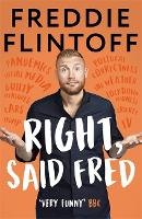 Cover for Right, Said Fred  by Andrew Flintoff