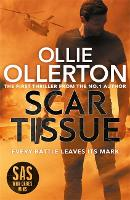 Cover for Scar Tissue  by Ollie Ollerton