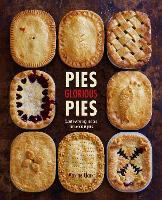 Cover for Pies Glorious Pies  by Maxine Clark