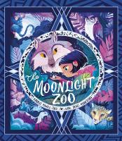 Cover for The Moonlight Zoo by Maudie Powell-Tuck