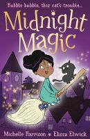 Cover for Midnight Magic by Michelle Harrison