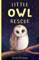 Cover for Little Owl Rescue by Rachel Delahaye