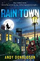 Cover for Rain Town by Andy Donaldson