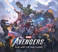 Cover for Marvel's Avengers - The Art of the Game by Paul Davies