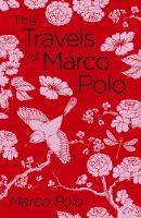 Cover for The Travels of Marco Polo  by Marco Polo