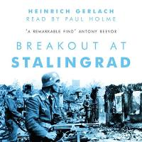 Cover for Breakout at Stalingrad by Heinrich Gerlach