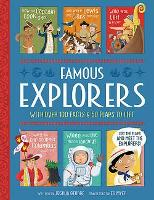 Cover for Famous Explorers by Joshua George