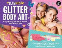 Cover for Glitter Body Art by Susie Linn