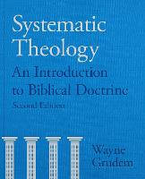 Cover for Systematic Theology  by Wayne Grudem