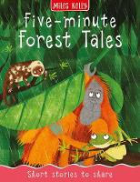 Cover for Five-minute Forest Tales by Catherine Veitch