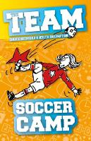 Cover for Soccer Camp by David Bedford