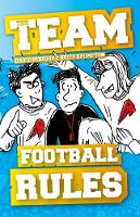 Cover for Football Rules by David Bedford, Keith Brumpton