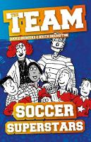 Cover for Soccer Superstars by David Bedford, Keith Brumpton