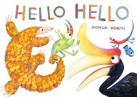Cover for Hello Hello by Brendan Wenzel