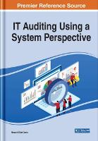 Cover for IT Auditing Using a System Perspective by Robert Elliot Davis