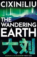 Cover for The Wandering Earth by Cixin Liu